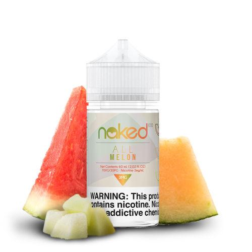 ALL MELON - NAKED 100 E-LIQUID - 60ML