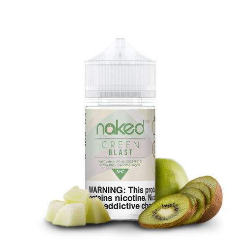 GREE BLAST – NAKED 100 SALT E-LIQUID – 60ML